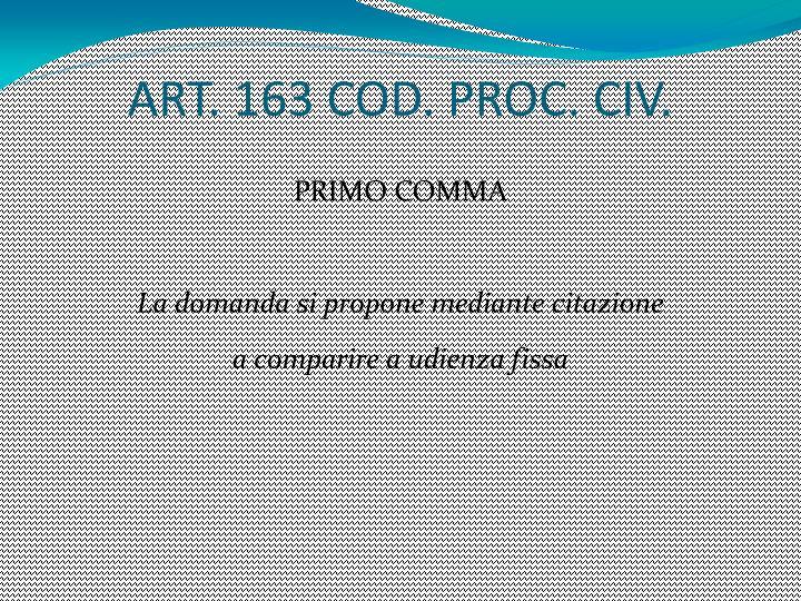 Art 163 cod proc civ