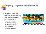 outgoing longwave radiation olr