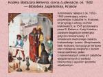 kodeks baltazara behema scena ludwisarze ok 1502 biblioteka jagiello ska krak w
