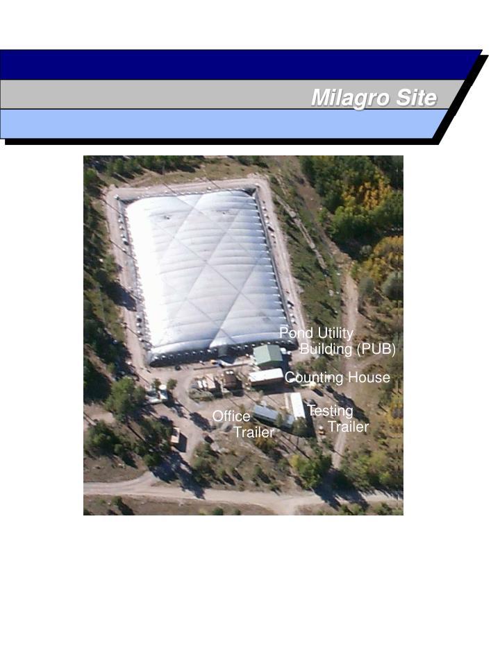 Milagro Site