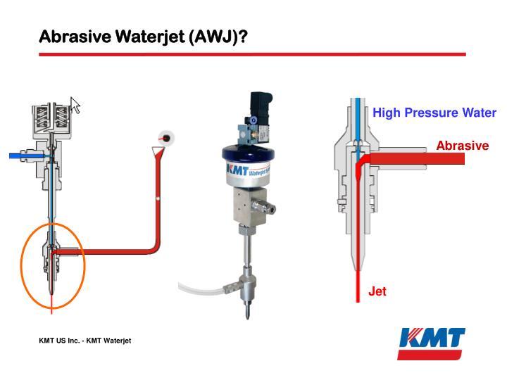 Abrasive Waterjet (AWJ)?