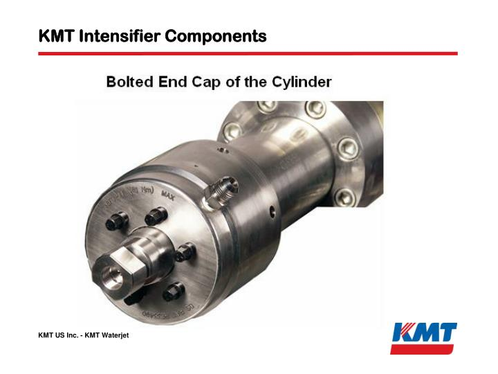 KMT Intensifier Components