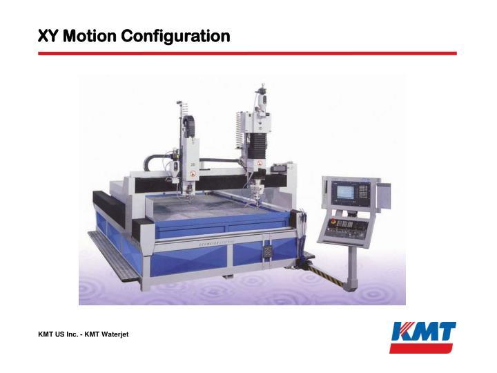 XY Motion Configuration