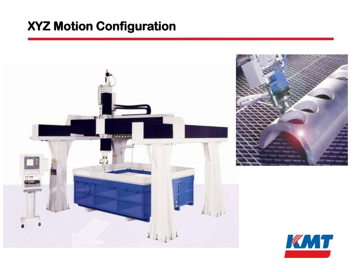 XYZ Motion Configuration