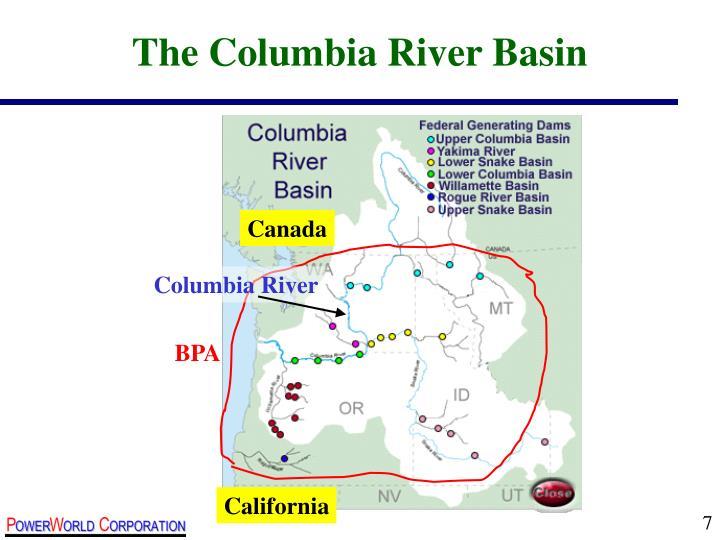 The Columbia River Basin