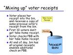 mixing up voter receipts4