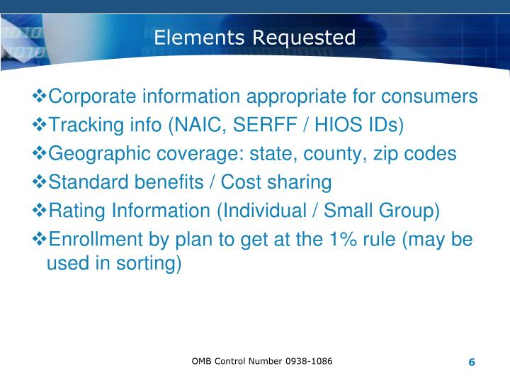 Corporate information appropriate for consumers