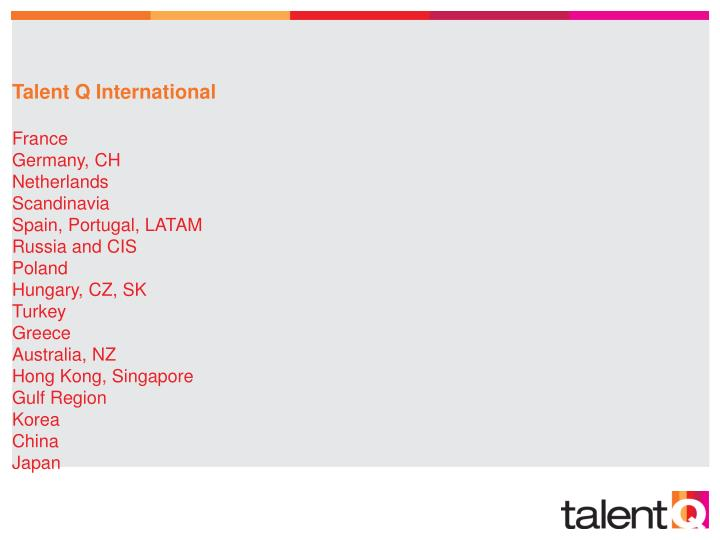Talent Q International