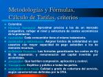 metodolog as y f rmulas c lculo de tarifas criterios2