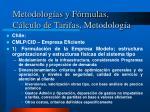 metodolog as y f rmulas c lculo de tarifas metodolog a2