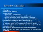 subsidios cruzados1