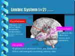 limbic system 2 nunley 1999