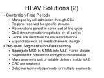 hpav solutions 2