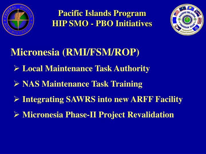 Pacific Islands Program