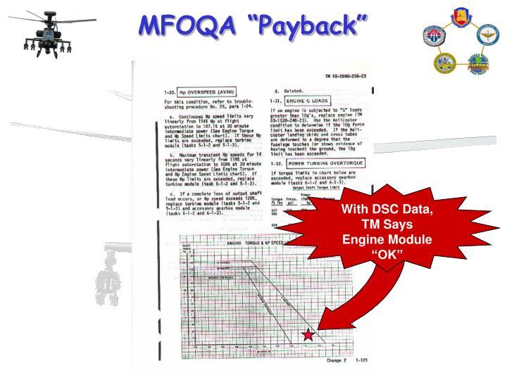 """MFOQA """"Payback"""""""