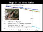 steps in the time series2