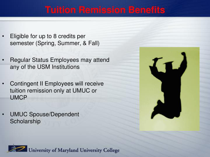 Tuition Remission Benefits