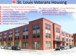st louis veterans housing