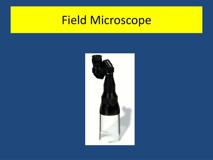 Field Microscope
