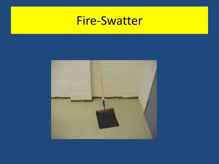 Fire-Swatter