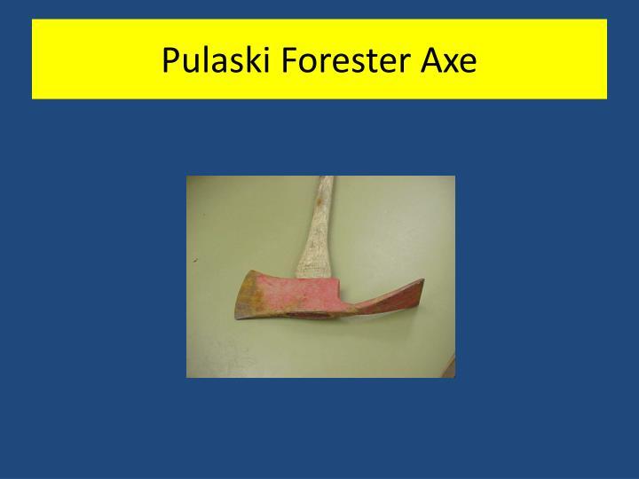 Pulaski Forester Axe