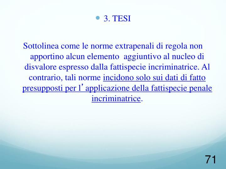 3. TESI