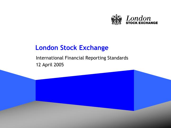 london stock exchange n.