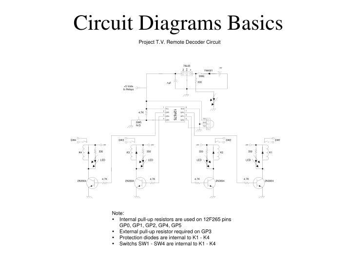 Circuit Diagrams Basics