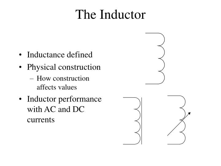 Inductance defined