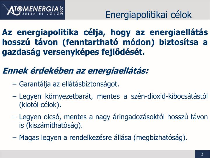 Energiapolitikai c lok