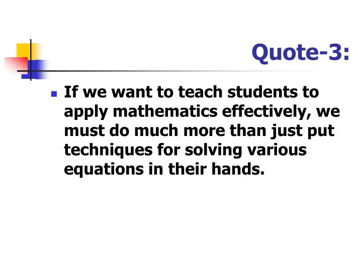 Quote-3: