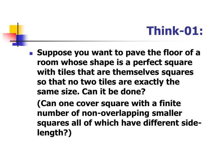 Think-01: