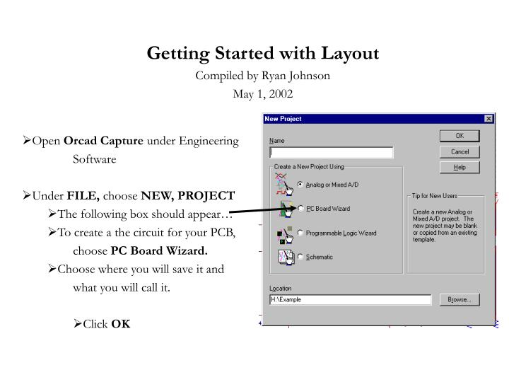 Getting Started with Layout