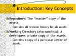 introduction key concepts