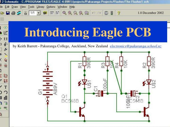 introducing eagle pcb n.