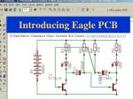 introducing eagle pcb