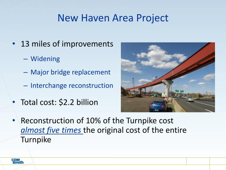 New Haven Area Project