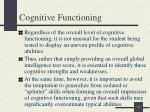 cognitive functioning2