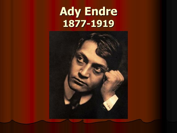 Ady endre 1877 1919