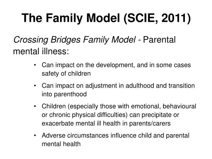 The Family Model (SCIE, 2011)