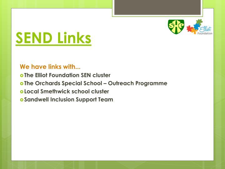 SEND Links