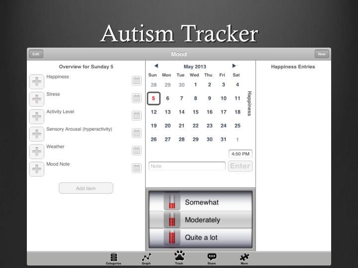 Autism Tracker