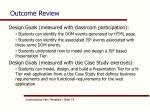outcome review