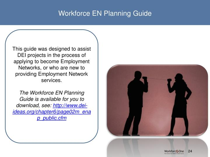 Workforce EN Planning Guide