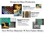 new pb free materials new failure modes