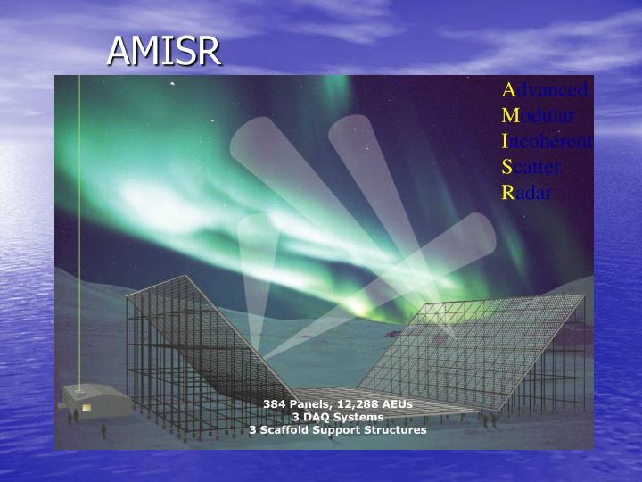 AMISR