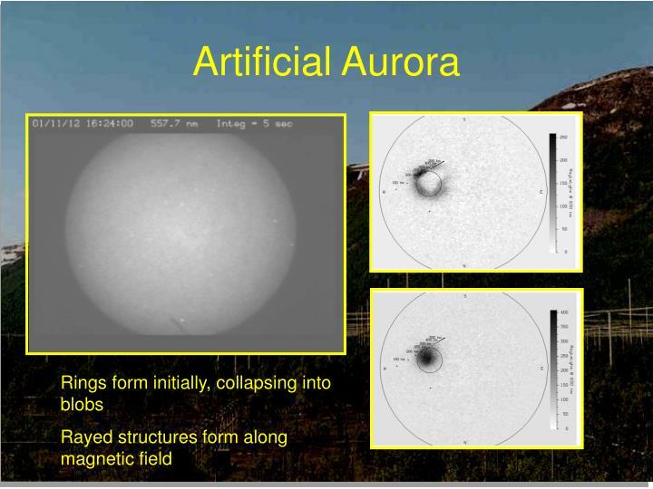 Artificial Aurora