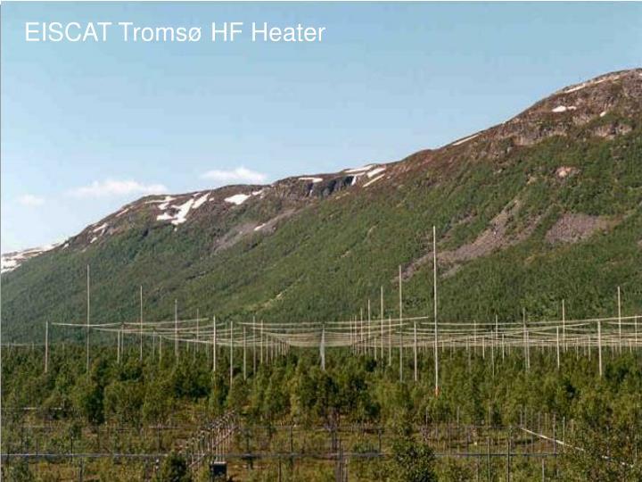 EISCAT Troms