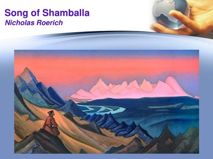 Song of Shamballa