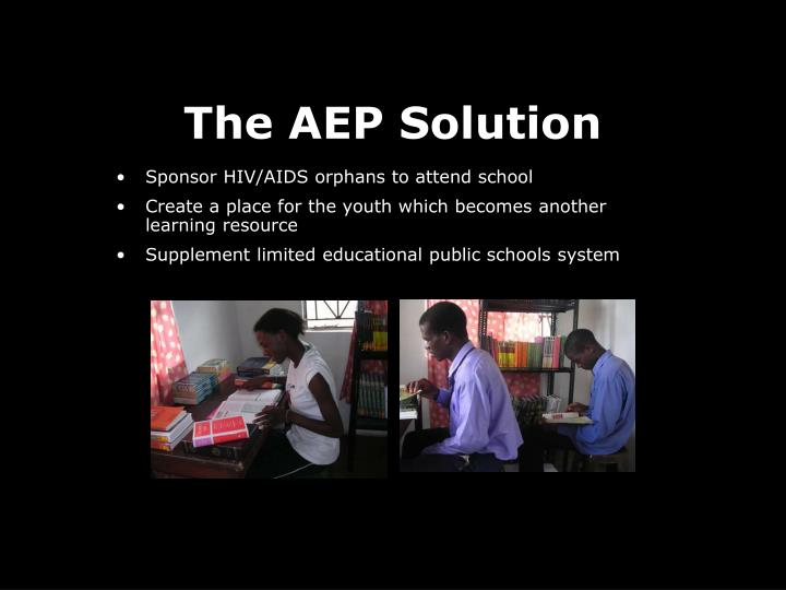 The AEP Solution